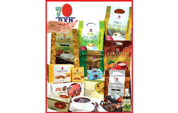 Dxn Café Ganoderma Junior Picoy Distribuidor Autorizado