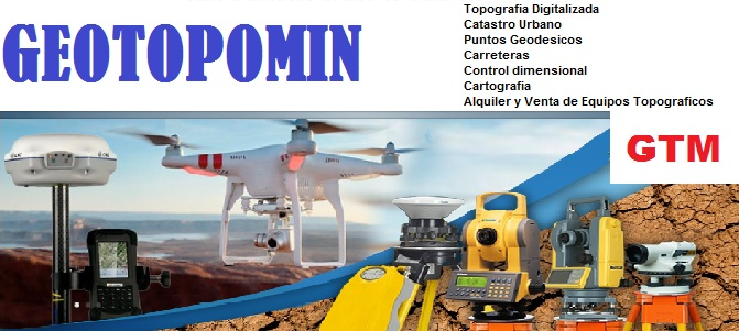 Geotopomin S.A.C.