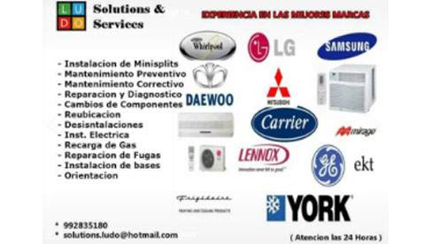 Ludo Solutions & Services
