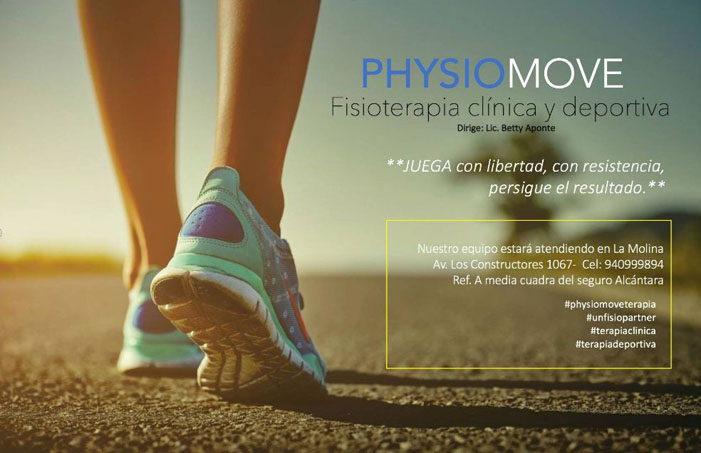 Physiomove Fisioterapia Clínica y Deportiva