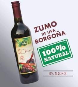 Distribuidora Mase - Vino Artesanal Sin Alcohol 100% Natural
