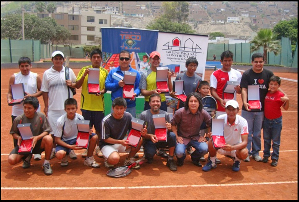 Tennis Jhonny Team