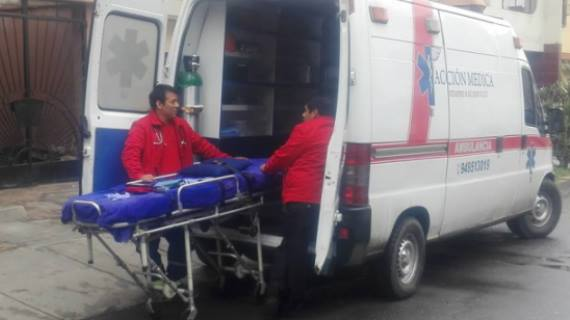 Ambulancias Acción Medica Peru