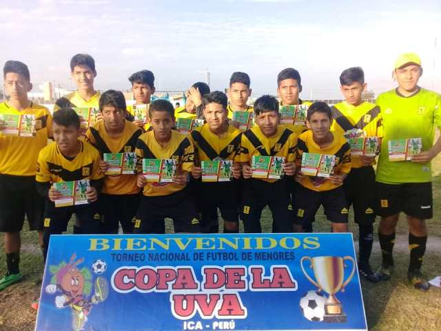 Academia Deportiva Cantolao Sjl - Zárate