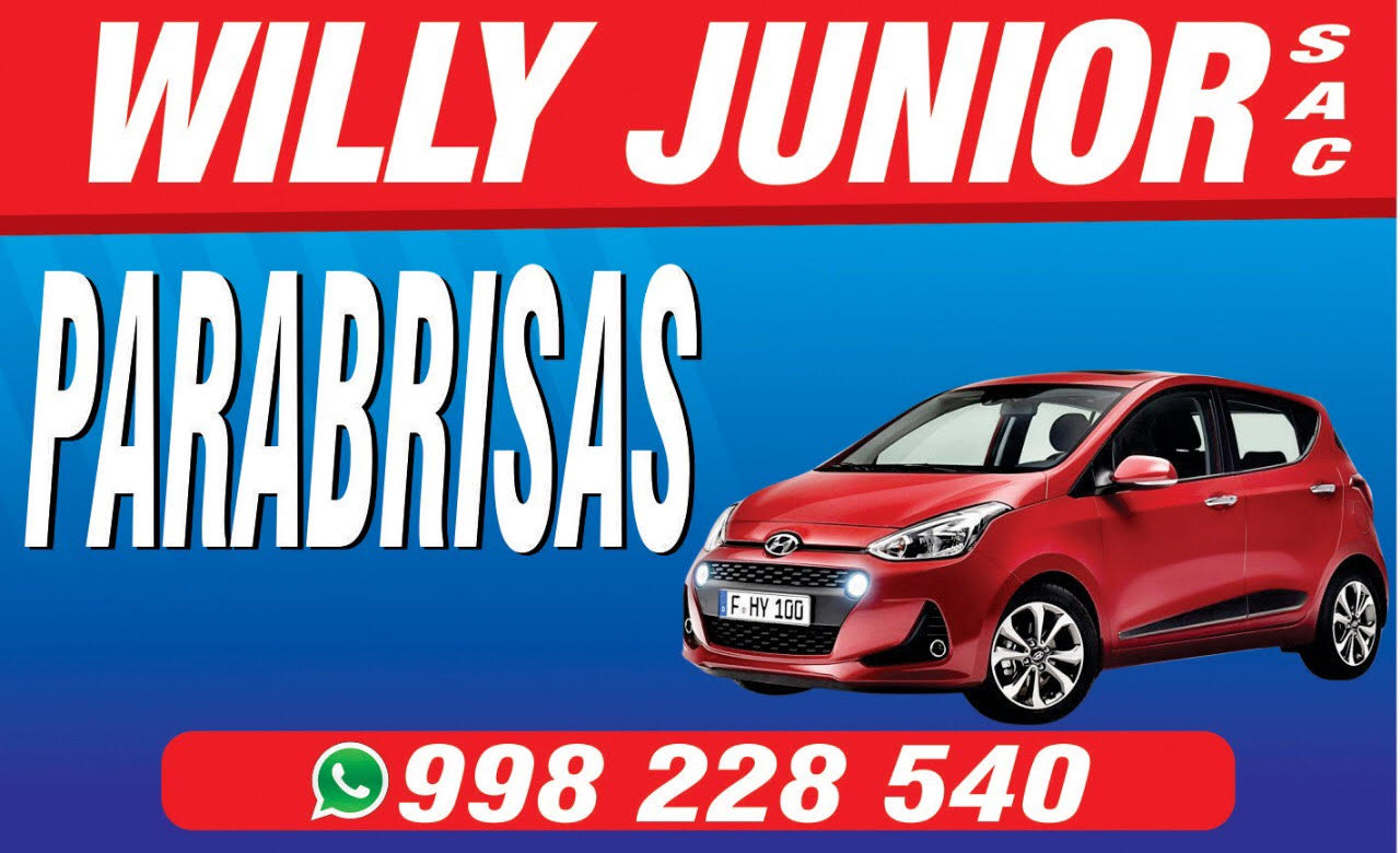 Parabrisas Willy Junior Sac