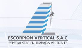 Escorpión Vertical Sac