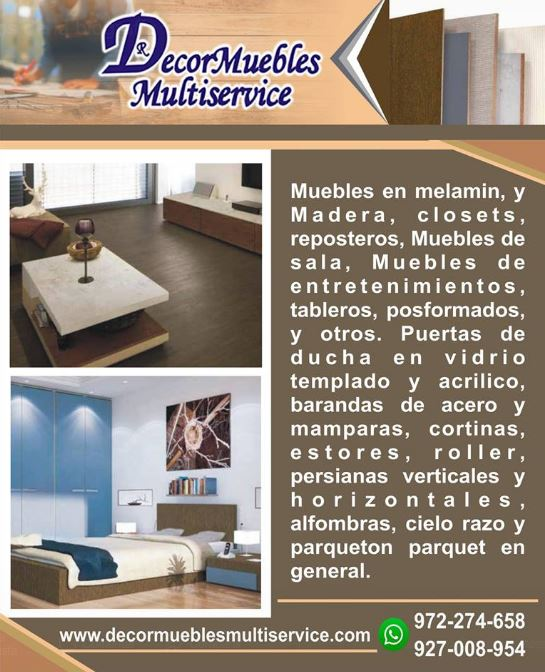 Decor Muebles Multiservice