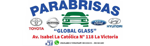 Parabrisas Global Glass