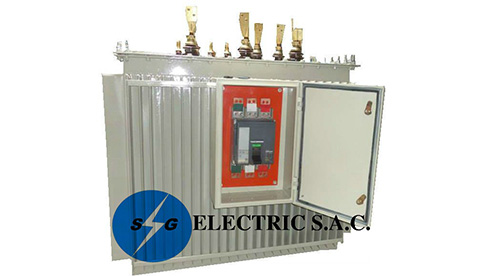 S & G Electric S.A.C.