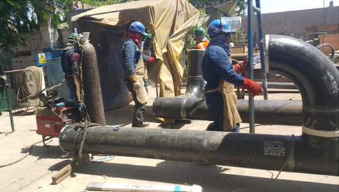 Metal Gas Solutions S.A.C.