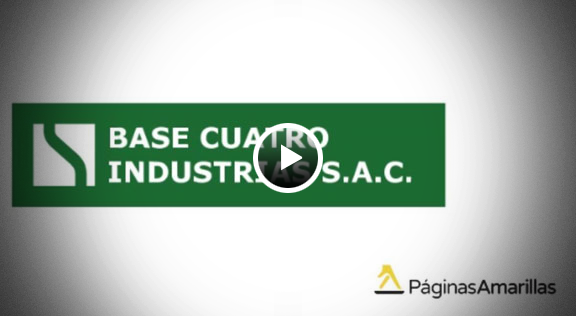 Base Cuatro Industrias E.I.R.L.