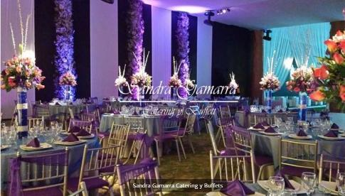 Sandra Gamarra Catering y Buffets
