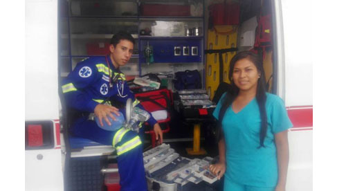 Ambulancias Acción Médica Perú