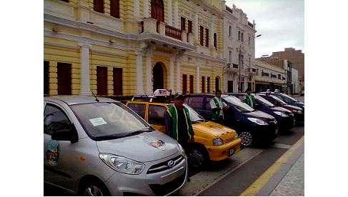 Taxis Perú Tours