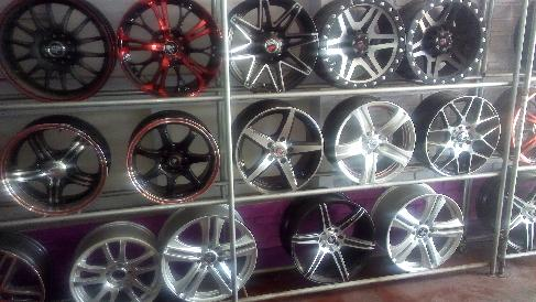 Import Tiresc