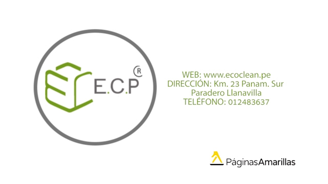 Eco Clean Perú