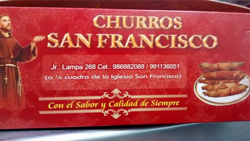 Churros San Francisco S.A.C.