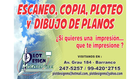 Plot Design Multiservice