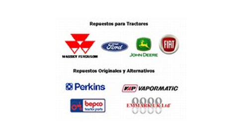Tractor Parts S.R.L.