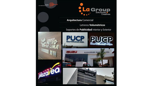 La Group Soluciones Creativas S.A.C.
