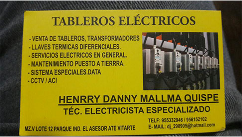 Electroferretero M&Y