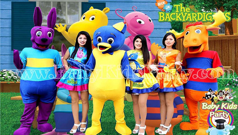 Baby Kids Party