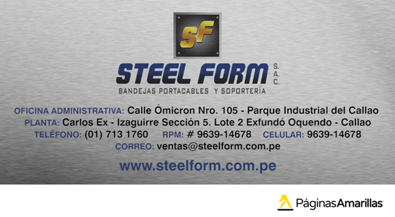 Steel Form